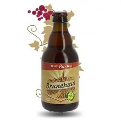 Bière Brunehaut Ambrée 33cl Bio Sans Gluten