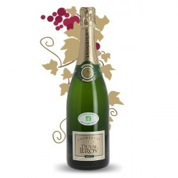 Champagne Duval Leroy Brut BIO 75cl