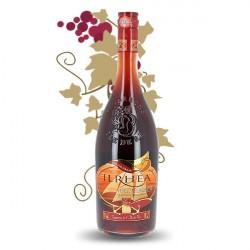 Pineau des Charentes Ilrhéa de l'Ile de Ré 1 litre Rouge