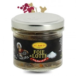 Foie de Lotte JC David 90g