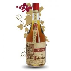 Vieux Calvados Lemorton 25 ans Hors d'Age 70 cl
