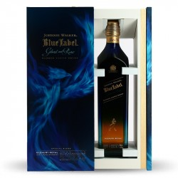 JOHNNIE WALKER Blue Label Ghost & Rare Glenury Royal