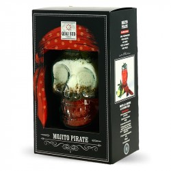 Coffret MOJITO PIRATE par QUAI SUD