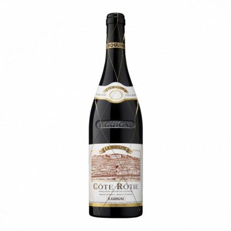 Côte Rotie La Mouline 2013 par Guigal Vin Rouge de la Vallée du Rhône