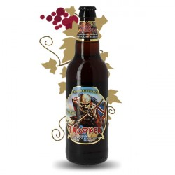 Bière Iron Maiden Trooper 50cl