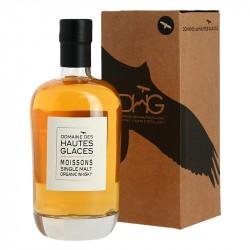 Moisson Single Malt Organic Whisky Domaine des Hautes Glaces