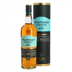 KNAPPOGUE Castle 12 ans Single Malt Irish Whiskey 70 cl