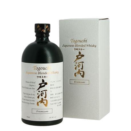 TOGOUCHI Premium Blend Whisky Japonais 70 cl