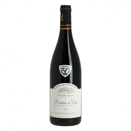 Chénas Domaine Chenepierre Vin Rouge Fruité du Beaujolais