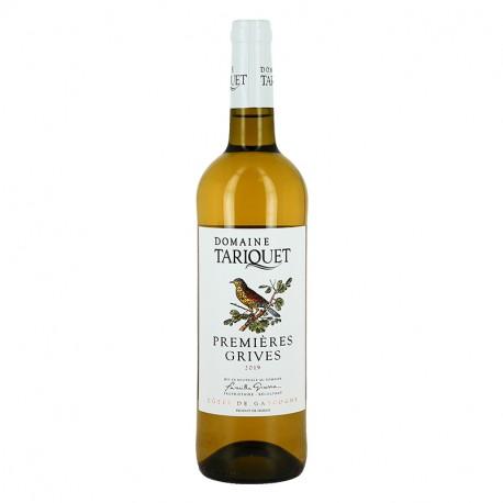 Tariquet Premières Grives Vin Blanc du Domaine Tariquet