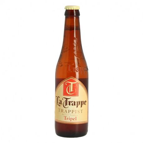 La Trappe Triple Bière Trappiste 33cl