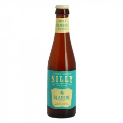 SILLY Blanche Bière Belge 25 cl
