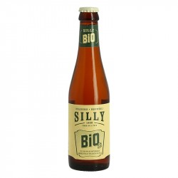SILLY BIO Pils BIO Belge et Artisanale 25 cl
