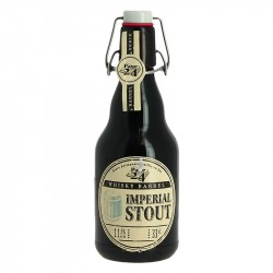 PAGE 24 IMPERIAL STOUT Whisky Barrel  33 cl