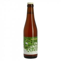 Bière IPA GREEN KILLER bière blonde 33 cl