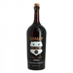 CHIMAY Triple Cuvée Cinq Cent en Magnum de Bière