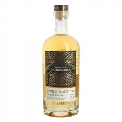 Whisky de Wambrechies Single Malt Tourbé 70 cl
