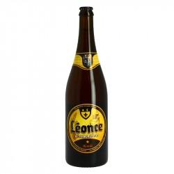 LEONCE Bière Blonde d'Armentières 75 cl