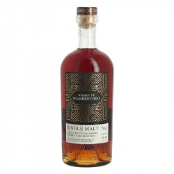 Whisky de Wambrechies Single Malt finition fût de sherry