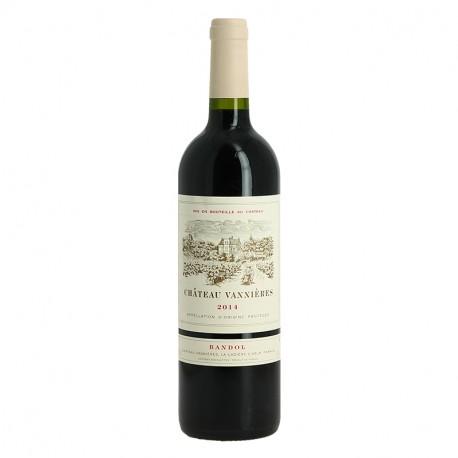 Chateau Vannières Bandol 2014 Vin de Provence Rouge