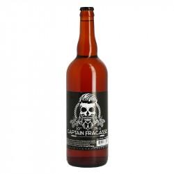 Bière Captaine Fracasse par la Brasserie Artésienne 75 cl