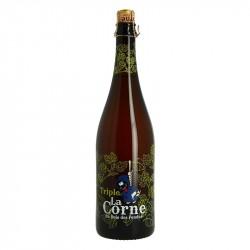 La Corne du Bois des Pendus Bière Triple 75 cl