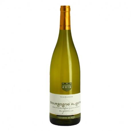 Bourgogne Vin Blanc ALIGOTE BUISSONIER par les Vignerons de BUXY