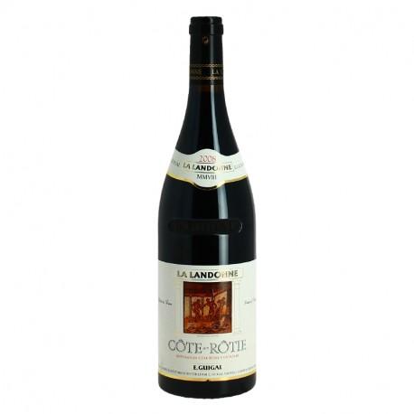 Côte Rôtie La LANDONNE 2008 GUIGAL Vin Rouge de la Vallée du Rhône