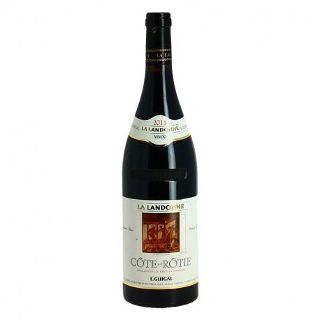 Côte Rôtie La LANDONNE 2011 GUIGAL Vin Rouge de la Vallée du Rhône
