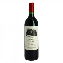Château l'EVANGILE POMEROL 1999 Vin de Bordeaux