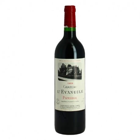 Château l'EVANGILE POMEROL 1999 75 cl