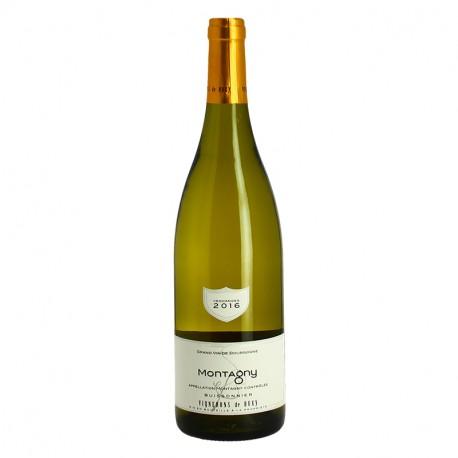 Montagny buissonnier Grand Vin de Bourgogne Blanc par les Vignerons de Buxy