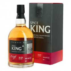 Spice King Batch Strength Whisky Limited Edition  58° par Wemyss