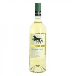 Cheval Noir Bordeaux Blanc Vin Blanc de Sauvignon