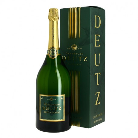Champagne DEUTZ Classic en Magnum Champagne Brut