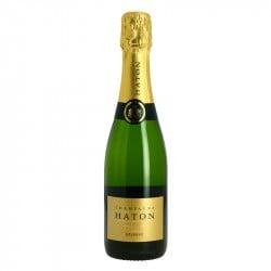 Champagne Jean Noel Haton Brut Reserve Demi Bouteille