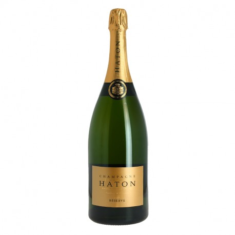 Champagne Jean Noel Haton Brut Reserve en Magnum