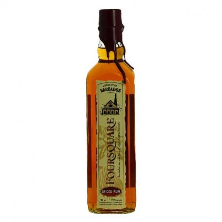 Rhum Foursquare Rhum de la Barbade Spiced Rum