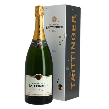 Champagne TAITTINGER Brut Cuvée Prestige en Magnum