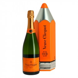 Coffret PENCIL Veuve CLICQUOT Brut Coffret Crayon