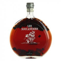 Rhum arrangé Fruits Rouges Boucaneries Fisselier 50cl