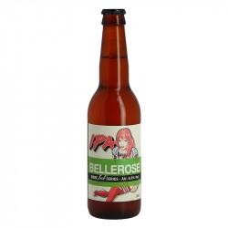 Bière Bellerose IPA 33 cl par la Brasserie des Sources