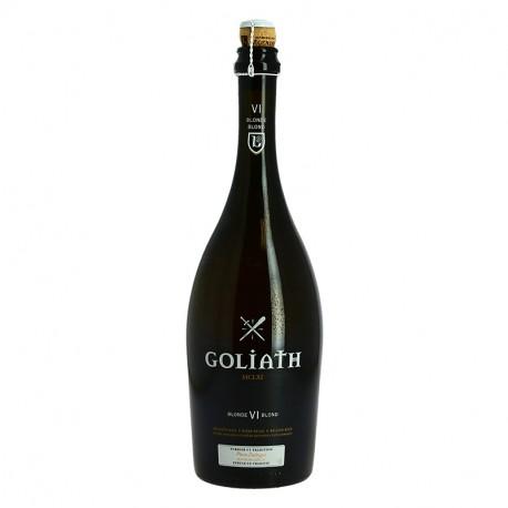 Bière Blonde Belge GOLIATH 75 cl