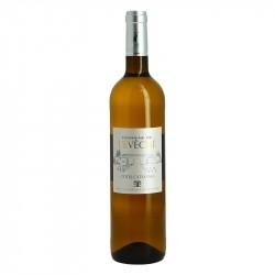 Côtes Catalanes du Domaine de l'Evêché Vin Blanc du Roussillon