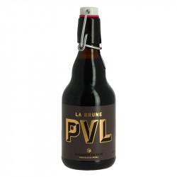 PVL Bière Brune Artisanale du Nord de la France 33 cl