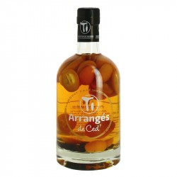 Punch au Rhum Kumquat Café Ced 70cl