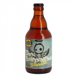 Bon SAMARITAIN Bière Blonde SANS GLUTEN 33 cl