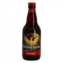 Grimbergen Rouge Bière Belge d'Abbaye 33 cl