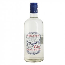 London Dry Gin SPARKLING LIFE 70 cl