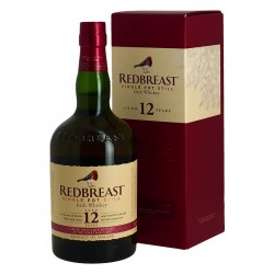 Redbreast 12 ANS Whiskey Irlandais Single Pot Still